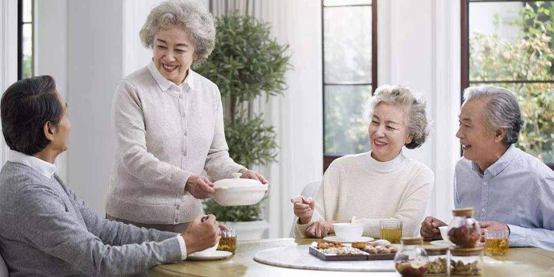 老年人膳食指南
