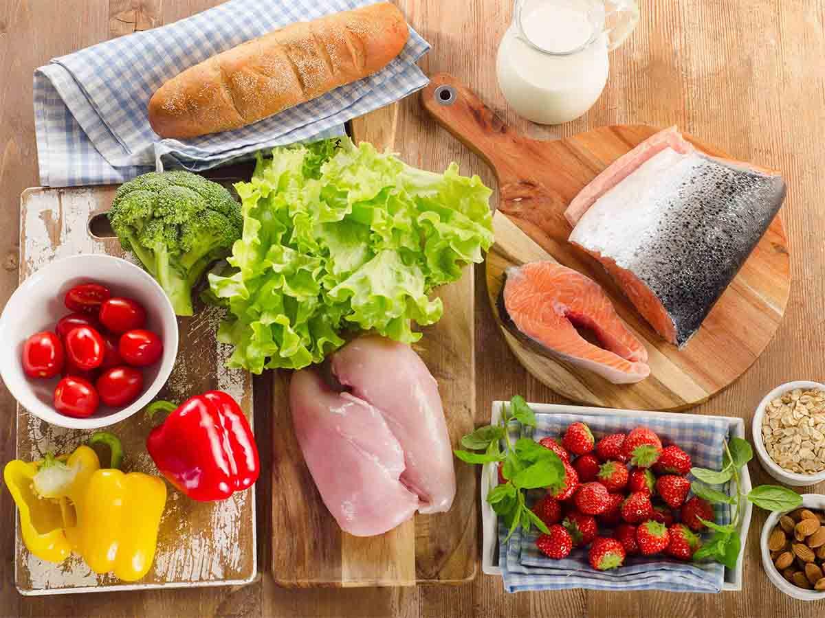 健康饮食习惯